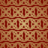Seamless patterns in arabian style. Stock Image