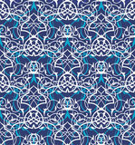 Seamless patterns in arabian style. Stock Photography