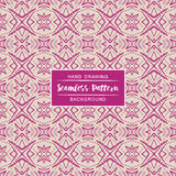 Seamless Patterns backgrounds. Ideal for printing onto fabric Stock Photography