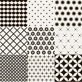Seamless Patterns royalty free illustration