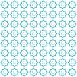 Seamless patterns Islamic ornament. Background with seamless pattern in islamic style. Illustration Royalty Free Stock Images
