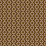 Seamless patterns Islamic ornament. Background with seamless pattern in islamic style. Illustration Royalty Free Stock Photo