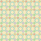 Seamless patterns Islamic ornament. Background with seamless pattern in islamic style. royalty free stock photography