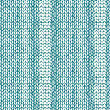 Seamless patterns with knitted texture Stock Photo