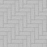 Seamless pavement pattern Stock Photos