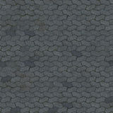 Seamless Pavement Texture Royalty Free Stock Image