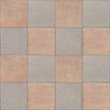 Seamless pavement texture Stock Photos