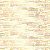 Seamless PCB Royalty Free Stock Image