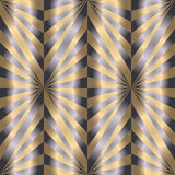 Seamless Pearl Polygonal Pattern. Geometric Abstract Background Royalty Free Stock Photography