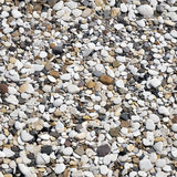 Seamless pebbles on beach Royalty Free Stock Image