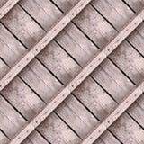 Seamless photo texture of old lumber planks stock photo