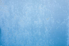 Seamless picture of rough painted gray rusty metal board Royalty Free Stock Image