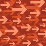 seamless pilflyg Arkivbild