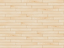 Seamless Pine Laminate. Parquet floor texture, vector illustration Royalty Free Stock Photos
