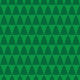 Seamless pine trees pattern Royalty Free Stock Photo