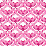 Seamless pink abstract pattern in the form of Stock Photography