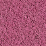 Seamless Pink Colored Painting Powder Texture Stock Images