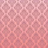 Seamless pink floral pattern Royalty Free Stock Image