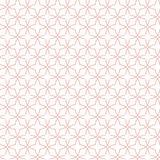 Seamless Pattern in Arabian Style Stock Photo