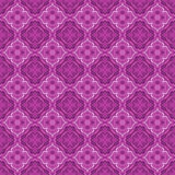 Seamless pink pattern ornament flowers texture Stock Images