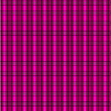 Seamless pink plaid  pattern Royalty Free Stock Photography