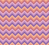Seamless pink and purple double palette blend chevron zigzag pattern vector. Seamless pink and purple double palette blend chevron zigzag pattern Royalty Free Stock Image