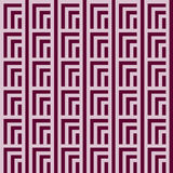 Seamless Pink, Red Abstract Modern Pattern Royalty Free Stock Image