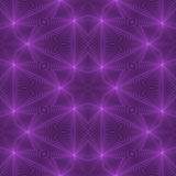 Seamless pink spiritual abstract star background Royalty Free Stock Image