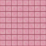 Seamless pink tiles texture Royalty Free Stock Photography