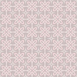 Seamless pinky beige wallpaper Stock Photo