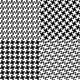 seamless PIXEL fyra Arkivbilder