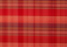 Seamless plaid fabric loincloth with stripe color abstract bac. Kground pattern texture Royalty Free Stock Photos
