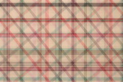 Seamless plaid fabric loincloth with stripe color abstract bac Stock Photography