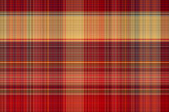 Seamless plaid fabric loincloth with stripe color abstract bac. Kground pattern texture Stock Photos