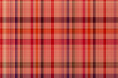 Seamless plaid fabric loincloth with stripe color abstract bac Stock Photos