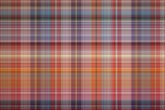 Seamless plaid fabric loincloth with stripe color abstract bac Royalty Free Stock Photography