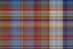 Seamless plaid fabric loincloth with stripe color abstract bac Stock Photo