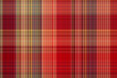 Seamless plaid fabric loincloth with stripe color abstract backg Stock Image