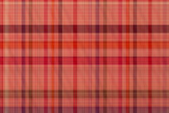Seamless plaid fabric loincloth with stripe color abstract backg Stock Photography