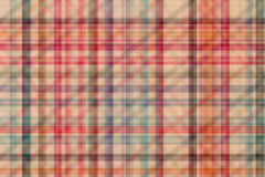 Seamless plaid fabric loincloth with stripe color abstract backg Royalty Free Stock Image