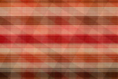 Seamless plaid fabric loincloth with stripe color abstract backg Stock Images