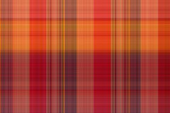 Seamless plaid fabric loincloth with stripe color abstract backg Stock Photo