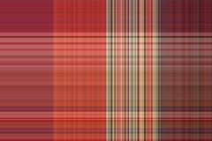 Seamless plaid fabric loincloth with stripes colorful abstract background pattern texture Stock Images