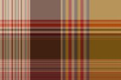 Seamless plaid fabric loincloth with stripes colorful abstract background pattern texture Royalty Free Stock Photo