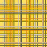 Seamless Plaid Fabric Pattern, Graphic Illustration stock photo