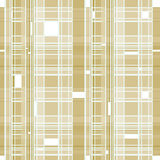 Seamless plaid pattern Stock Image