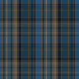 Seamless plaid pattern Royalty Free Stock Image