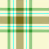 Seamless plaid pattern Royalty Free Stock Photos