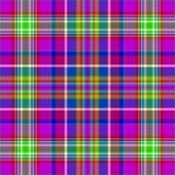 Seamless plaid pattern Royalty Free Stock Image