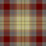 Seamless plaid pattern Stock Photography